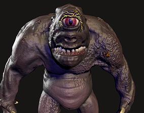 3D asset The Cyclops