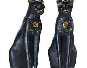 3D model Gayer-Anderson Cat