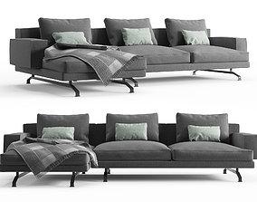 Lema Mustique Sofa 3D model