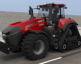 CASE IH MAGNUM 3D model