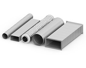Air ducts 5 models
