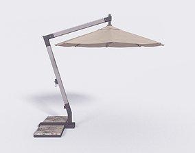 3D Outdoor Umbrella - Parasol 4