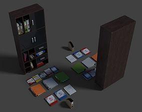 Office Cabinet 3D model