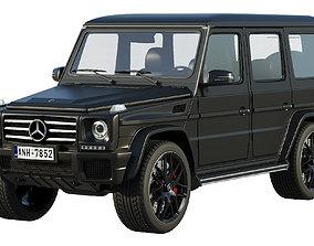 3D Mercedes-Benz G-Class