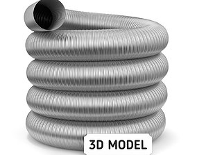 3D Adaptable Flexible Flue