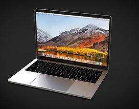 3D model MacBook Pro 13 inch