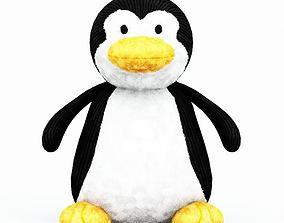 3D Penguin Toy