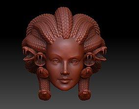 Medusa the Gorgon head 3D print model