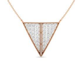 Women necklace 3dm stl render detail necklaces
