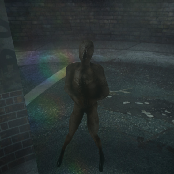 Lying Figure _ sILENT Hill 2 Remake