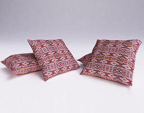 Moroccan Cushion 3D