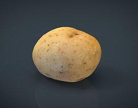 Realistic Potato 3D model