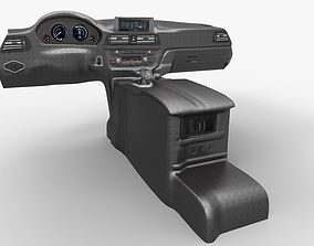 3D 3 Series M Sport Dashboard Armrest Basic Model