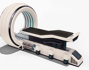 3D Sci Fi MRI