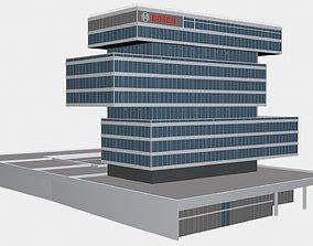 3D model Modern Building Robert Bosch