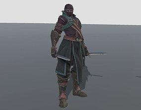 Thief 3 3D model