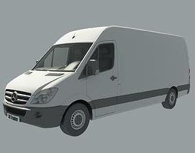 van 2006 3D model