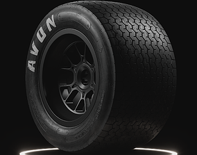 AVON Group C ACB9 Tire Real World Details 3D