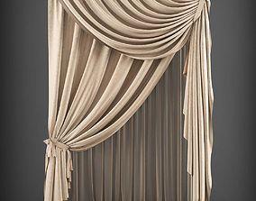 Curtain 3D model 130
