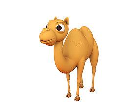 3D Camel Character