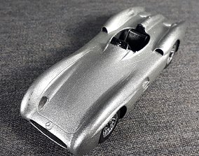 3D printable model Mercedes W196 Monza