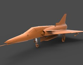 3D printable model IAI Kfir
