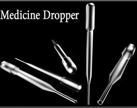 Pipette Dropper 3D asset