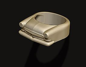 3D printable model car ring 5