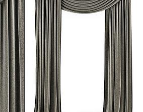 3D Curtain 81