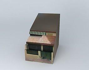 Street 1001 3D model