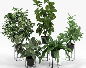 3D Norm architects steel garden pot by Norm
