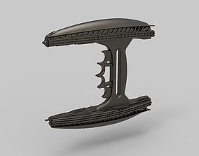 Disruptor from Star Trek Picard TV series 3D print model