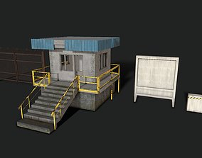 3D model realtime Checkpoint