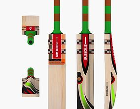 Cricket Bat Gray Nicolls 3D model
