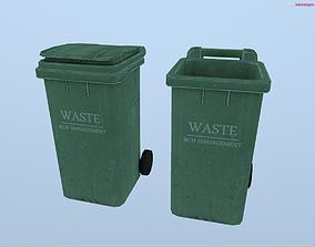 basket 3D Dumpster
