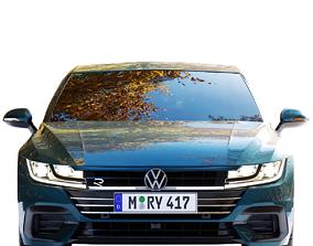 3D model Volkswagen Arteon 2021 R-line