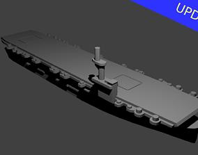 US Casablanca Class Aircraft Carrier 3D printable model