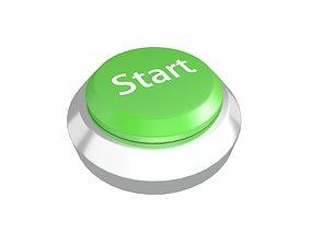 3D model Start Button V1 020