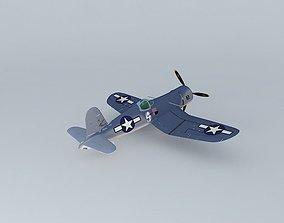 F4U Corsair 3D