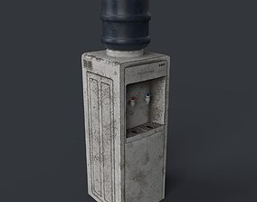3D asset Water Dispenser