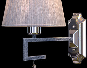 Crystal Lux Best AP1 Chandelier 3D model