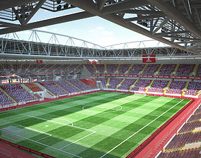 3D model Spartak Arena Moscow