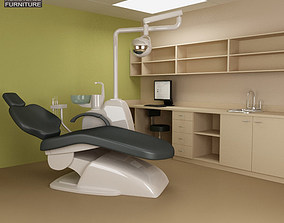 3D asset Dental Surgery Hospital 03 Set