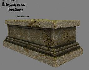 3D model statue 8