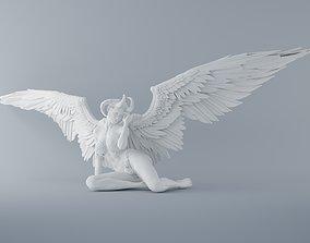 Evil angel 015 3D print model