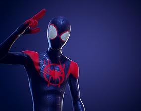 Miles Morales Suit 3D MODEL