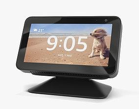 Amazon Echo Show 5 Charcoal 3D model