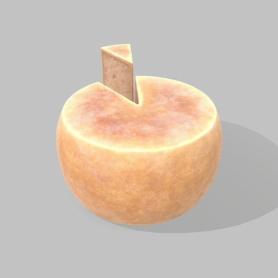 Cheese wheel