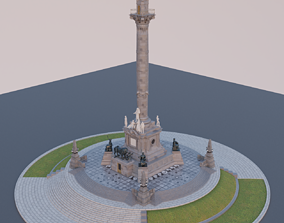 Angel of Independence 3D