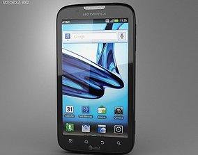 3D model Motorola Atrix 2